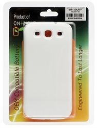 New OnTrion Extended Battery with Door For Samsung GALAXY S3 at just $34.99 with best quality.  Need a new extendable battery for your cell phone or smartphone. Check here http://www.ontrion.com/ to save your device from the undead.
