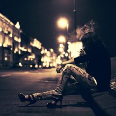 late-night smoke