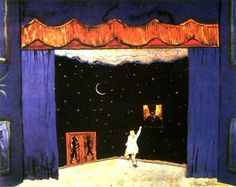 Set Design for Petrushka