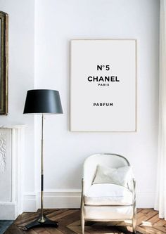 chanel chanel print chanel poster fashion fashion by GorgeousGD