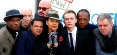 The Selecter - ska band from Coventry, England