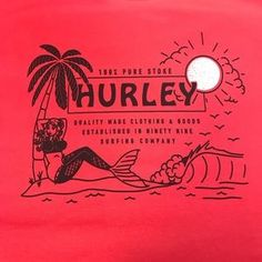 NWT Hurley pure stroke read graphic T-shirt xl Hurley, Typo, Print Design, Badge, Printing, Man Shop, Pure Products, Reading, T Shirt