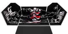 Asics Gel Lyte III Papercut Sneaker Packaging
