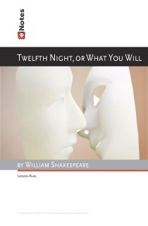 twelfth night by william shakespeare unit bundle pacing guide twelfth night by william shakespeare enotes lesson plan