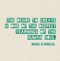 positive quotes, The desire to create is one of the deepest yearnings of the human soul. Soul Quotes, Words Quotes, Sayings, Quotes Images, Music Quotes, Happy Quotes, Quotes Quotes, Quotable Quotes, Motivational Quotes