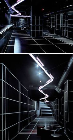 - 🕷Beautiful Decoration Inspiration overeating quotes,its a girl,issue q - Futuristic Interior, Futuristic Design, Neon Lighting, Lighting Design, Home Interior, Interior Architecture, Nightclub Design, Licht Box, Decoration Inspiration