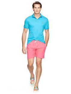 Pima Soft-Touch Polo Shirt - Polo Ralph Lauren Custom Fit - RalphLauren.com 9f3c1248b7904