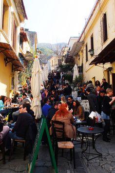 Coffee time - Athens, Greece