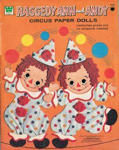 Raggedy Ann & Andy Circus (1974)
