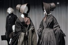 DEATH BECOMES HER, A CENTURY OF MOURNING ATTIRE