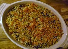 For Love of the Table: Winter Squash & Rice Gratin