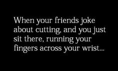 Happened so many times over the past few days. -Keepgoing❤️<<< I'm glad my friends rarely joke about that