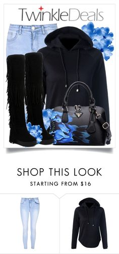 """""""TwinkleDeals 14."""" by zura-b ❤ liked on Polyvore featuring Glamorous"""