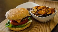Pallavizza: Cottage Cheese Schnitzel Burger with Homemade BBQ ...