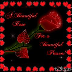 Best Good Night Rose Gifs, Awesome Red, pink, black roses with animated images. Top 30 rose gifs with good night messages. Beautiful Red Roses, Beautiful Gif, Beautiful Person, Beautiful Hearts, Good Night Gif, Good Night Image, Night Night, Rose Images, Rose Pictures