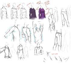 Body angles