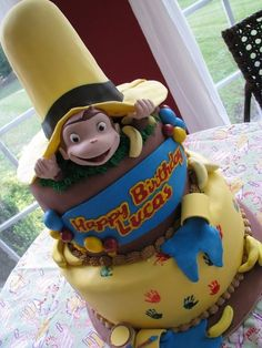 Thomas The Train Birthday Cake Unique Kids Birthday