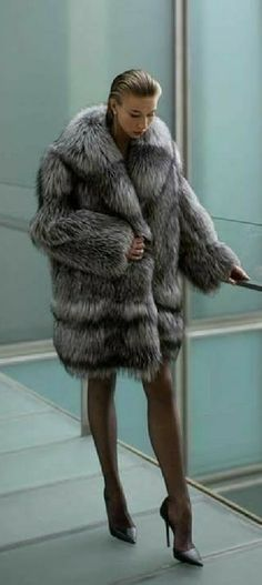 fed81cadb294 98 Best Fur coat style images