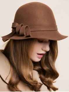 GET $50 NOW | Join RoseGal: Get YOUR $50 NOW!http://www.rosegal.com/hats/curved-band-embellished-cloche-hat-792854.html?seid=1424208rg792854