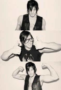Norman Reedus: Daryl Dixon TWD The Walking Dead