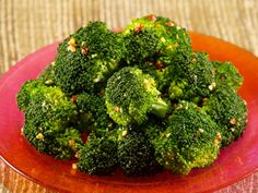Not So Boring Garlic Broccoli by preventcancer.aircr  #Broccoli #Garlic #Healthy