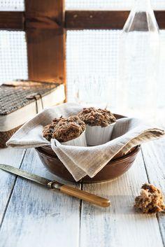 Muffin co' Santi da Jul's Kitchen. Una splendida unione tra tradizioni diverse :-)