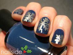 Tutorial http://nailside.blogspot.com/2011/12/tutorial-snowflake.html