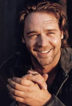 Russell Crowe….need I say more?