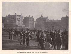 Johannesburg after the British Occupation
