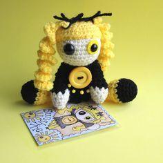 amigurumi voodoo doll - Google Search