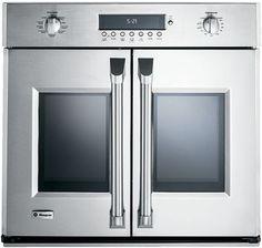 GE Monogram French Door Wall Oven