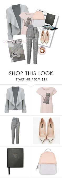 """Três!!"" by araceli-sanz-ortega ❤ liked on Polyvore featuring Louis Vuitton, Smythson and Calvin Klein"