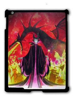 Maleficent Red Dragon iPad 2 3 4, iPad Mini 1 2 3 , iPad Air 1 2
