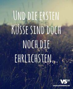 erste Küsse :)