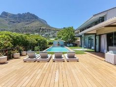 Perfect Poolside Luxury in Cape Town...