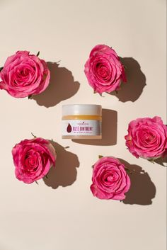 What is your favorite way to use the Rose Ointment?  Rose Ointment™ is a deeply nourishing blend for dry skin. Rose essential oil improves skin texture, while Tea Tree (Melaleuca Alternifolia) works to soothe rough, irritated skin.