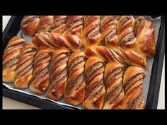 Poppy Bending Recipe with All Tricks-Poppy Breads Bütün Püf Noktal Bread And Pastries, My Favorite Food, Favorite Recipes, Turkish Recipes, Trifle, Hot Dog Buns, Banana Bread, Brunch, Food And Drink