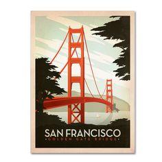 Anderson Design Group 'San Francisco' Art