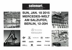 """solemart 2015 - a sneaker lovers paradise""  #solemart   #solemartberlin   #berlin   #solebox  #sneaker   #convention   #sneakerconvention   #sneakerevent"