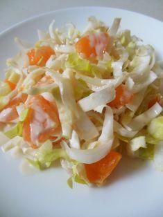 Witlof salade met maar 3 ingrediënten