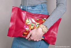 Dare to DIY: DIY Candy bag inspirado en Chanel