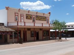 Tombstone, AZ - My Hubby just LOVED walking in the same places as his heroes