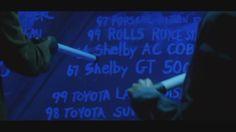 Referência para o Kit de Lançamento - Filme 60 segundos