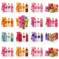 Victoria's Secret lotions and body mist