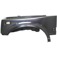 1986-1988 Suzuki Samurai Fender LH, To VIN J4235000