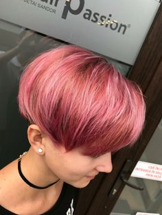 #pink #haircolor #pinkhairdontcare