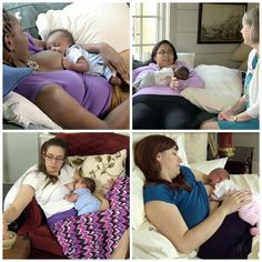 Many Moms May Have Been Taught to Breastfeed Incorrectly: Surprising New Research Shows -- natural breastfeeding and its benefits Laid Back Breastfeeding, Breastfeeding Images, Breastfeeding Techniques, Breastfeeding Positions, Breastfeeding And Pumping, Breastfeeding Benefits, Breastfeeding Problems, Parenting Humor, Parenting Tips