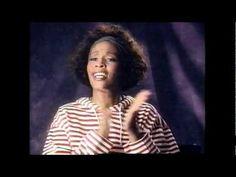 Whitney Houston Interview (Part 1)