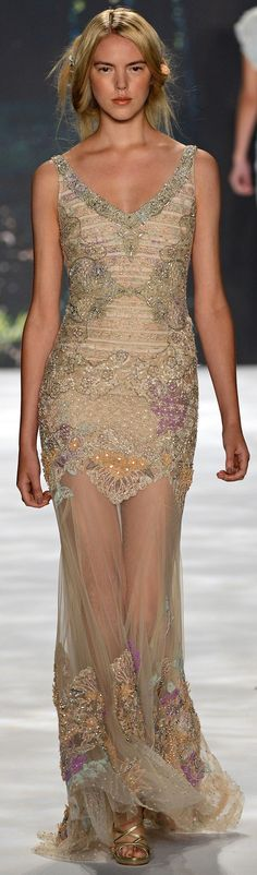 • Badgley Mischka Spring Summer 2013 ♥✤