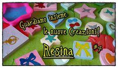 Guardiamo insieme le nuove creazioni in Resina! #4 • •• AhC •• •